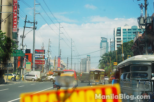 Photos From Shaw to Recto
